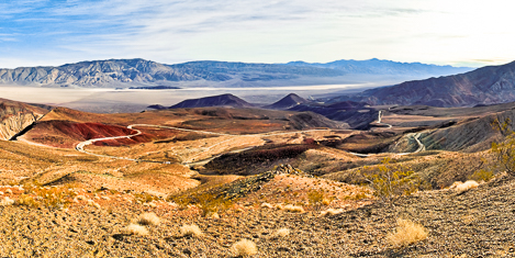 Death Valley, National park